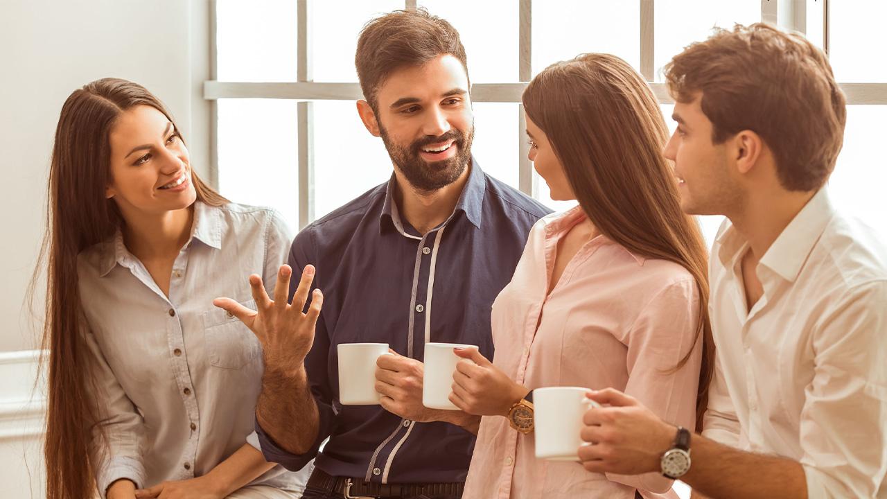 Müşterileriniz ve paydaşlarınız ile dost olun